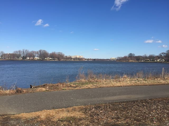 Collingswood 1 bedroom close to downtown/river - Collingswood - Hus