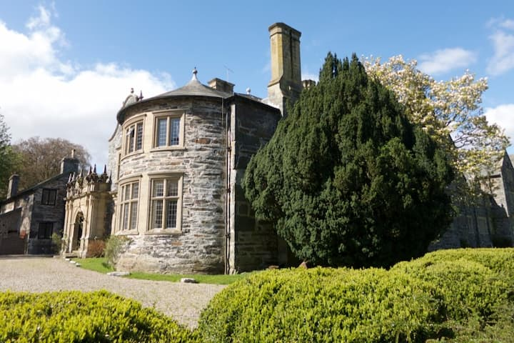 Wern Manor - The Butler's House