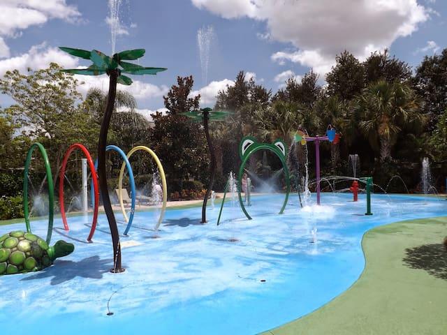 Disney Orlando Kissimmee Area Resort 3Br 2Ba Condo