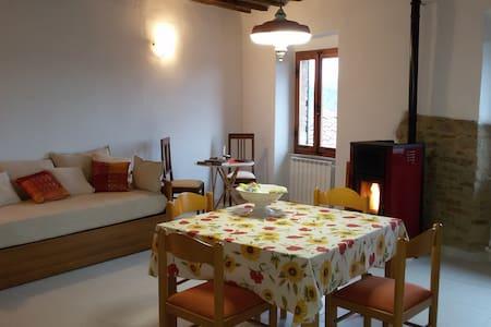 """Appartamento """"Artemisia"""" in stile rustico toscano - Monticiano - Квартира"""