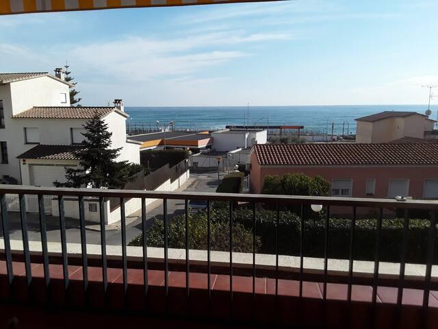 Piso con vistas - Sant Andreu de Llavaneres - Apartment