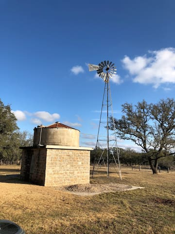 Ranch Casitas in Texas Wine Country