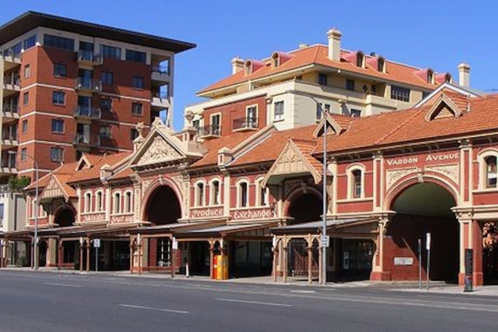 Located in Adelaide's beautiful east end!