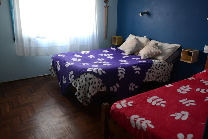 Habitación privada- bed and breakfast
