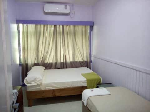 Room 2 at Misiletifatu Faith Accomodation