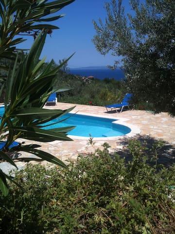 Villas Lidia Ilios - Livadi - House