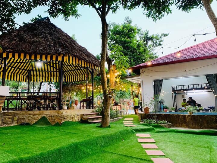 Mars Villa - An garden Retreat Villas