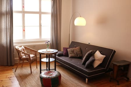 Stylish, sunny, comfortable for 4 - Berlin - Wohnung