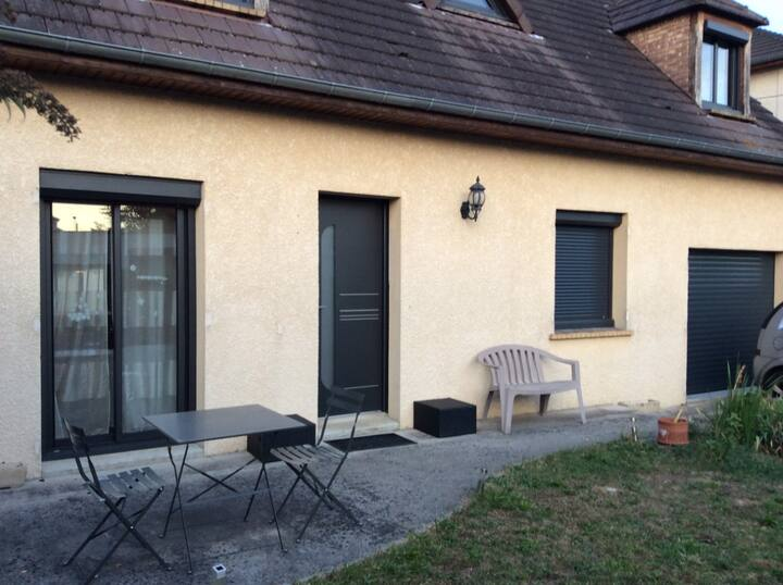 Maison proche Disneyland/ Marne la Vallée