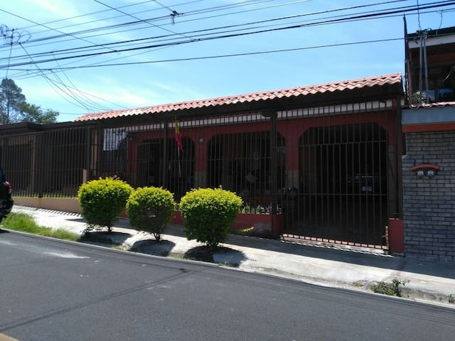 La Trinidad.