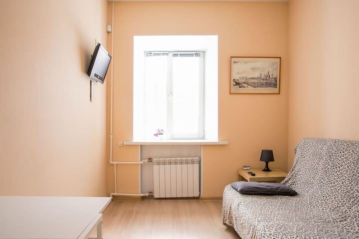 Квартира на набережной реки Волга