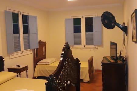 Vila Benvenuta - Suíte casal em Cajueiro - room 03