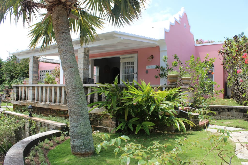 The Pool House At The Ledgelets Cottage Colony Holiday Homes For Rent In Sandys Sandys Bermuda