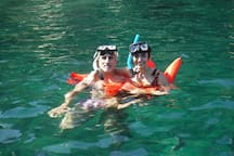 Get your own snorkeling experience