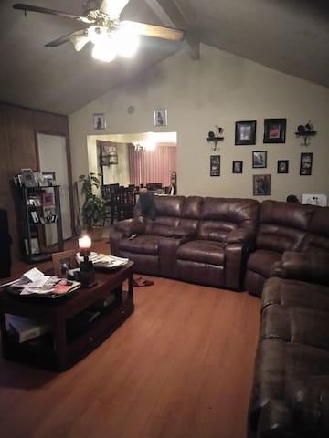 Nice comfortable spacious Missouri City home - Missouri City - Huis
