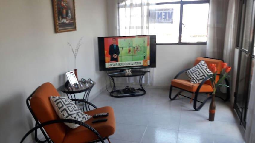 Apartamento descanso espectacular - La Mesa - Wohnung