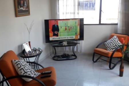 Apartamento descanso espectacular - La Mesa - Lakás