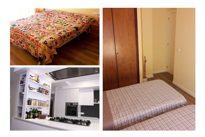 Double o single room: Girona, nothing is far away - Girona - Bed & Breakfast