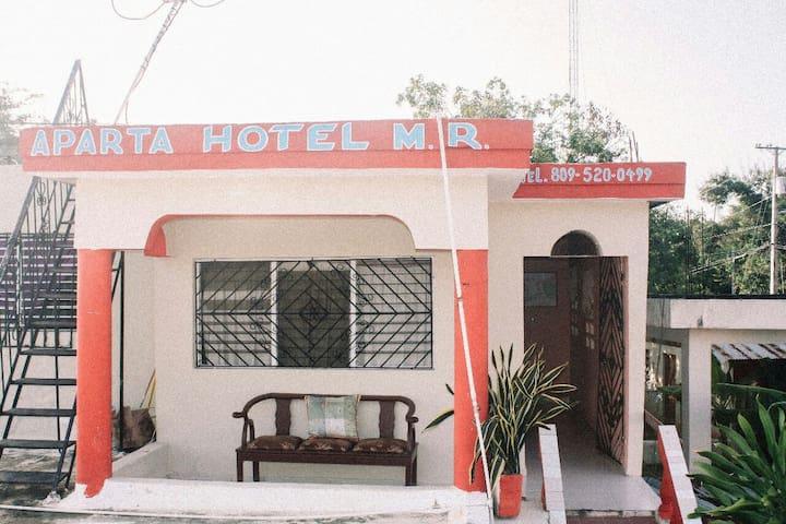 Aparta Hotel M.R, 6 room, Centro del pueblo