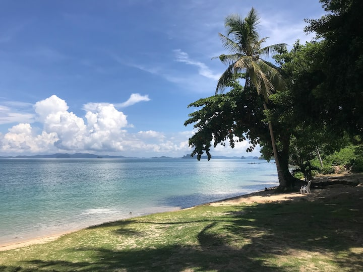 Bungalow near the beach FAN (3)