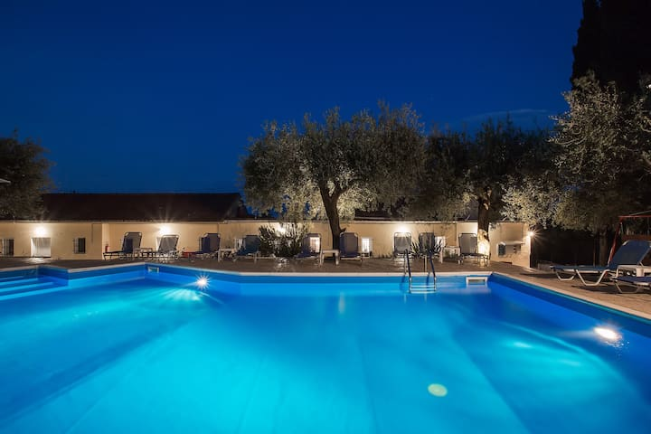 Olive Grove Poolside Apartments 4