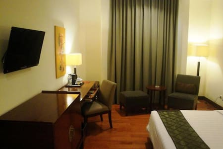 Gorgeous Room Deluxe At Manado