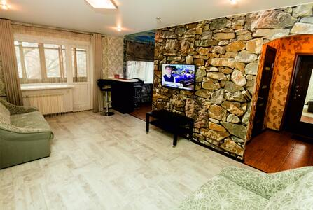 Апартаменты  на ул.Социалистический 105 - バルナウル (Barnaul)