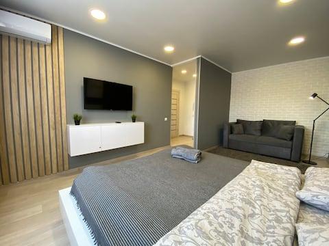 Апартаменты «Relax».