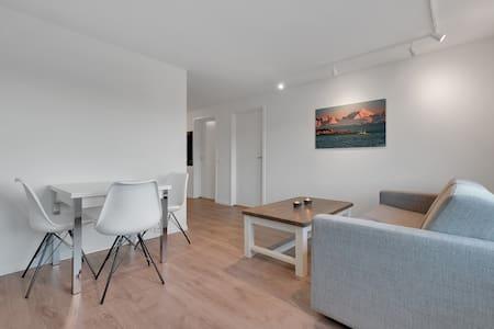 Lyngen Experience Apartments, Hvalbu