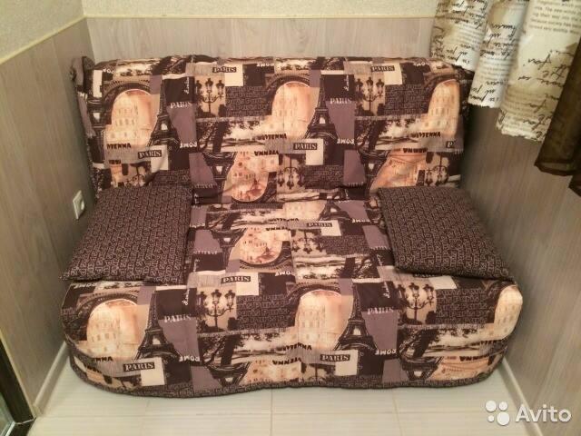 3-ое спальное место. Двуспальный диван