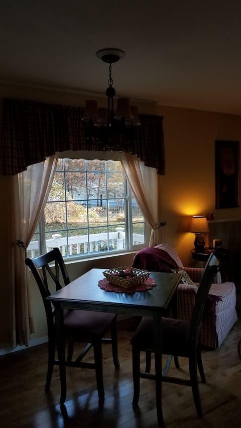 Romantic cottage...