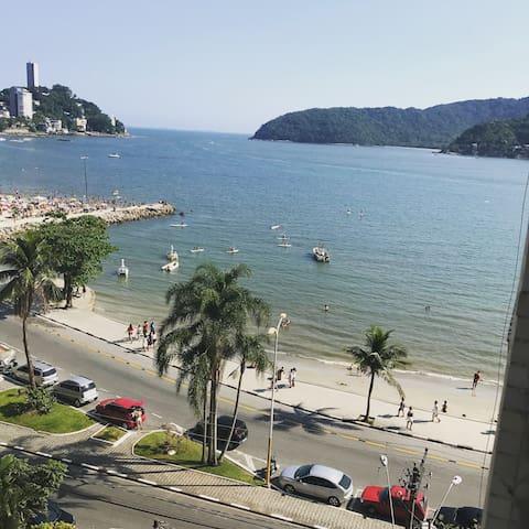 Venha curtir Santos e Sao Vicente , mar e sol.