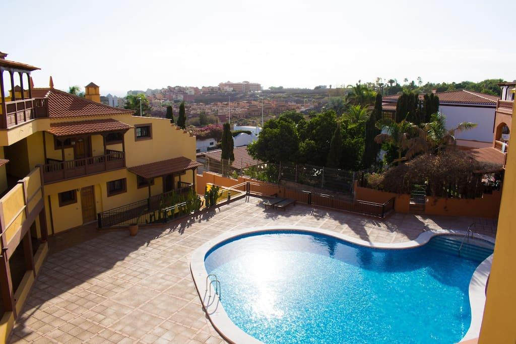 Elite palace appartamenti in affitto a costa adeje for Appartamenti affitto tenerife