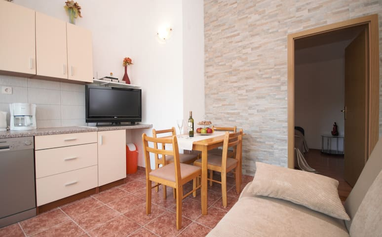Great value apartment in a peaceful area