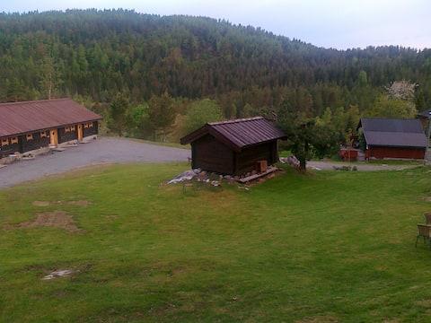 Langhuset - Færsnes Gjestegård