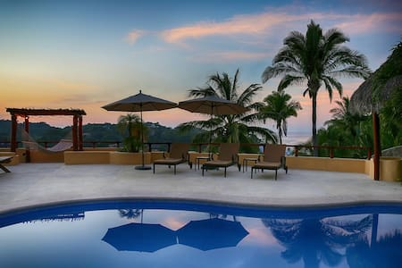 Ocean View House with Pool  - Sayulita  - Hus
