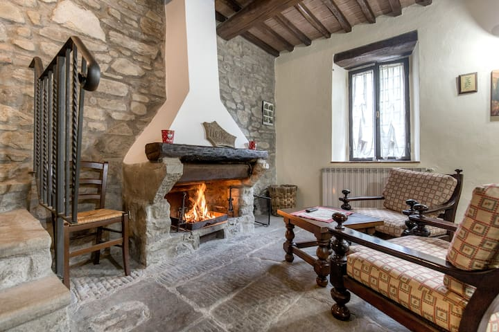 Antico Molino vicinissimo a Pistoia - Pistoia - Cabin