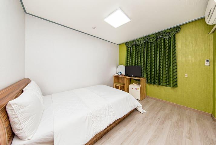 Goldenbeach motel -B type room2 보령 대천해수욕장 골든비치텔