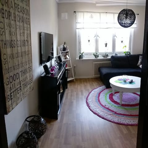 Apartment 7min from city - Gothenburg - Leilighet