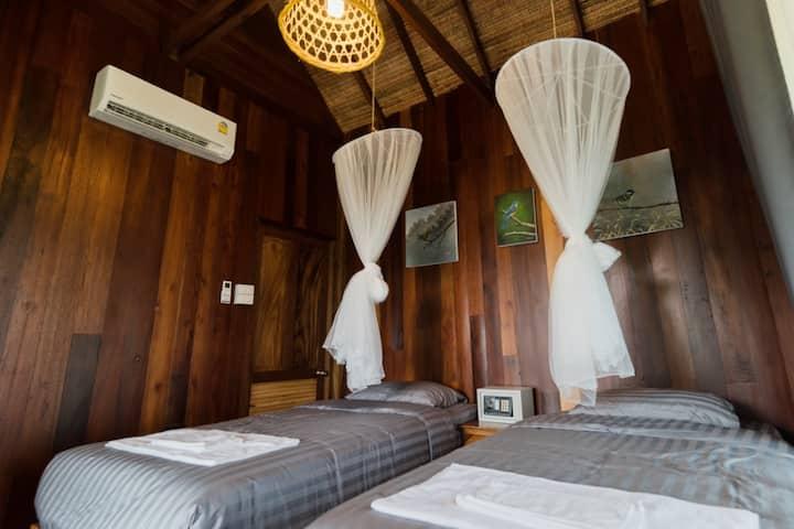 2-Bedroom Villa at Tongna Cottage Natural Resort