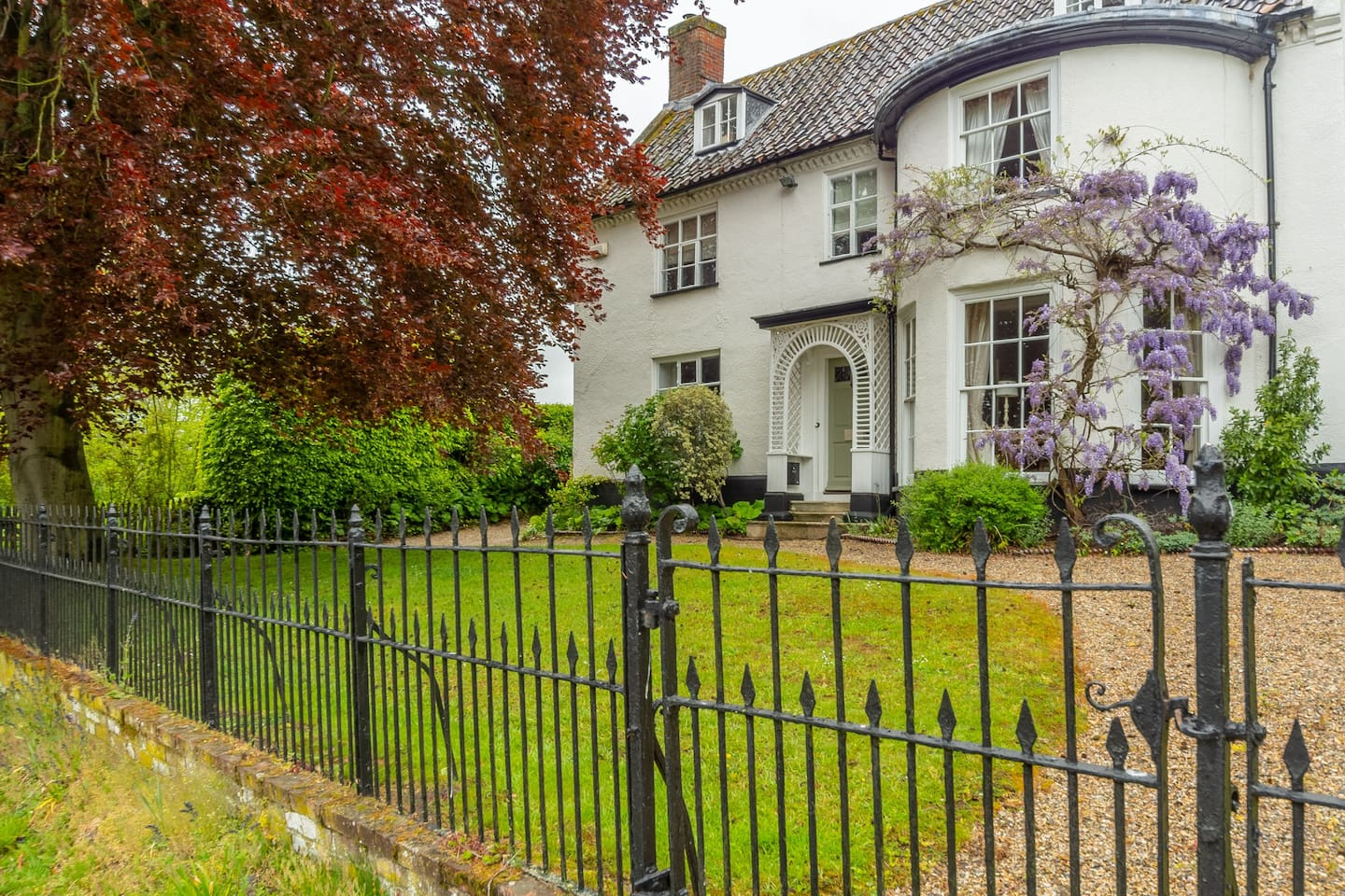 The Old Rectory, Heveningham