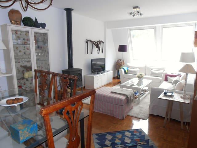 Precioso apartamento en Ezcaray - Ezcaray - Daire