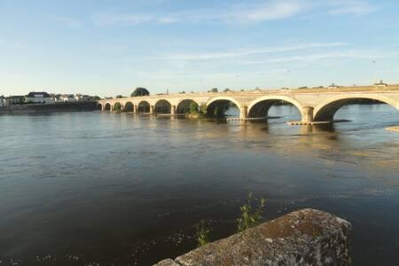 Maison avec vue sur la Loire - Les Ponts-de-Cé - Talo