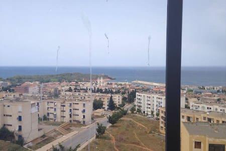 Appart vu sur mer - Tipaza - Apartmen
