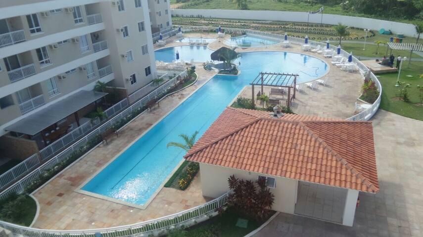 Apartamento próximo à praia e do centro de Aracaju
