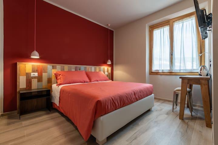 B&B L' Eroico - Design e Relax a Gaiole in Chianti