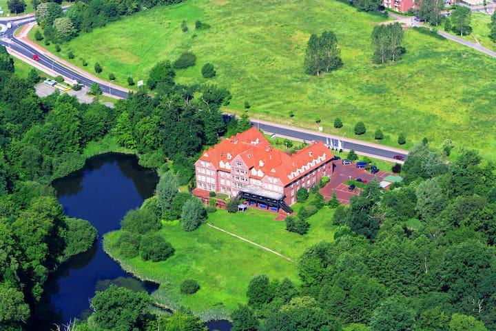 The Royal Inn Park Hotel Fasanerie Neustrelitz
