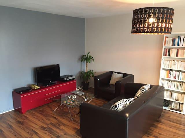 Appartement trois pièces - Ivry-sur-Seine et Paris - Ivry-sur-Seine - Appartement