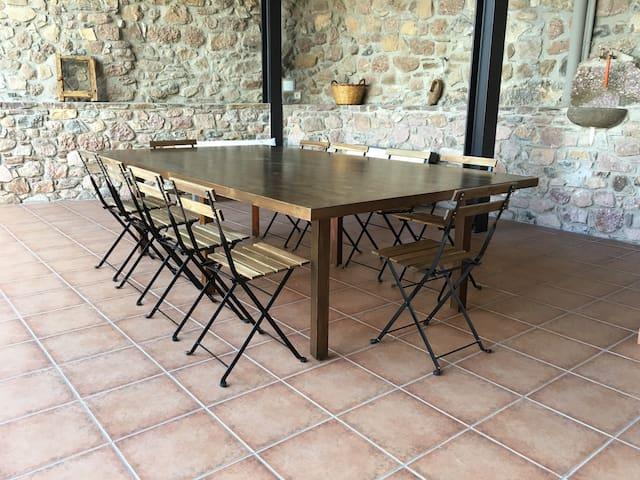 Casa Rural cerca de Sort (6 plazas) - Peramea - Talo
