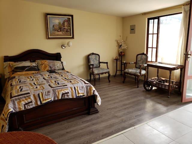 Alojamiento exclusivo en Latacunga